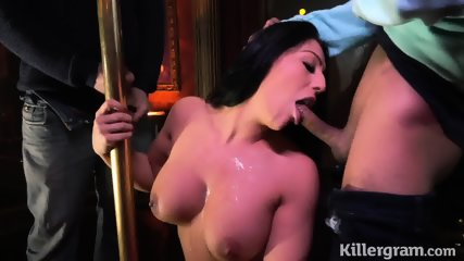 The Cum Slut In The Club