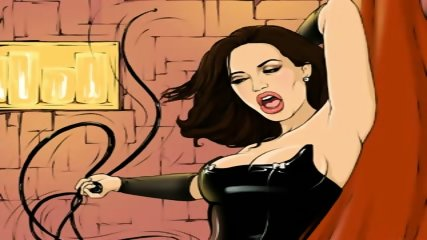 Angelina Sinful Comics