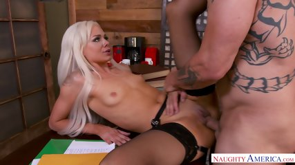 Sexy Action In Office