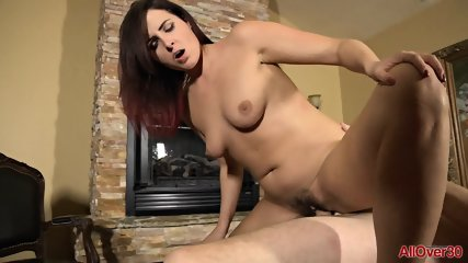 Young Mommy Rides Cock