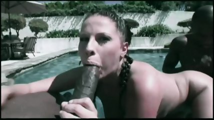 Gianna Michaels – Interracial Threesome