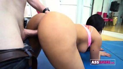 Rose Monroe Big Ass Latina Salsa Lessons