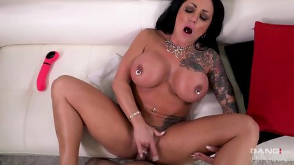 Action With Busty MILF