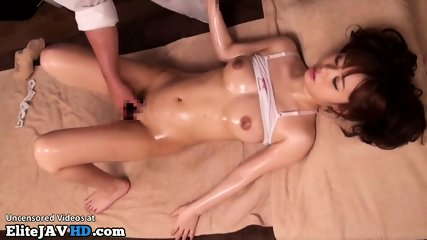 Japanese Teen Massage Turns In Incredible Sex