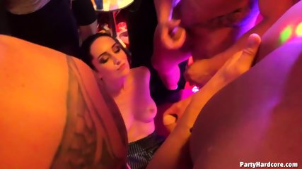Sex At Hardcore Party