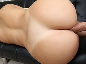 Juicy Ass Julianna Vega Gets Stuffed