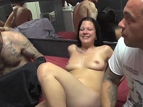 Sizzling Lady Fucked By A Stranger