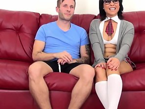 Webcam Glasses Hottie Mia Austin Pussyfucked