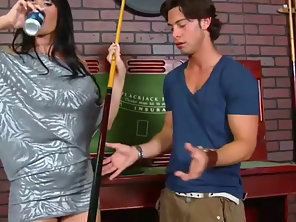 MILF Eva Karera Banging A Stepsoon