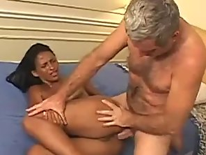 Ebony Whore Banged By Horny Dude In Many Ways