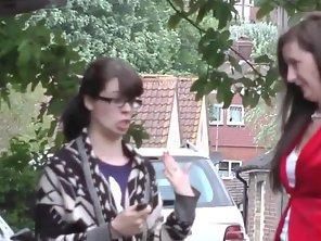 British Milf Fingering Shy Pickedup Teenager