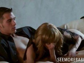 Seductive Pornstar Dani Jensen Pussy Licked And Cock Ride