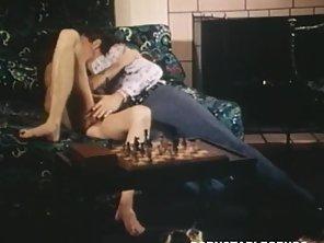 Teen Slut Taking Huge Cock In Threeway Fucking