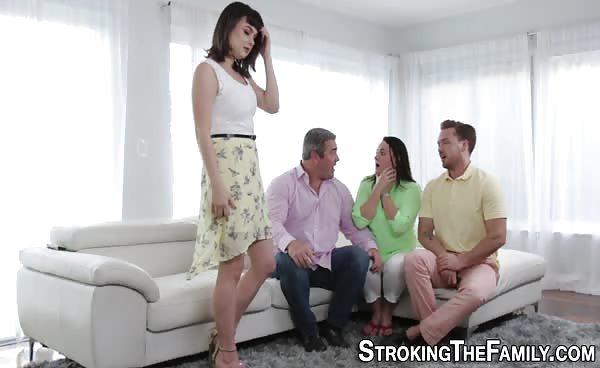 Stepdaughter In Heels