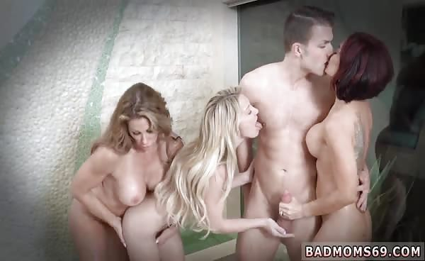 Brazilian Teen Anal Threesome The More Badmoms The
