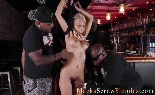 Slut Ass Rides Black Dick