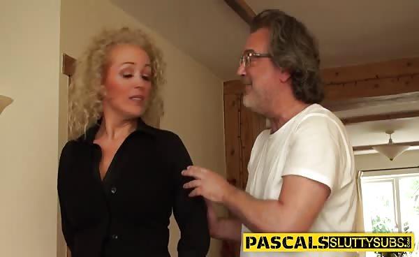 Busty Bdsm Blonde Fucked