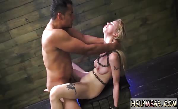Big Purple Tits Bondage And Rip Her Teen Anal Helpless