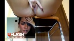 Czech Student Squirt At School And Was Caught