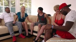 WatchingMyMomGoBlack – Dee Williams & London River 7777