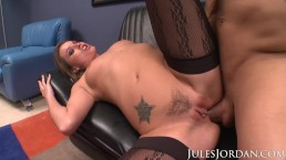 Jules Jordan – Tori Black Gets Her Ass Wrecked