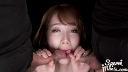 Jav Japanese Cum Mouth