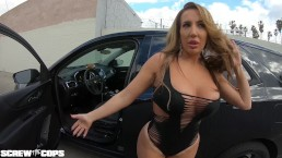 Richelle Ryan – Richelle Ryan Fucks A Cop At The Laundromat