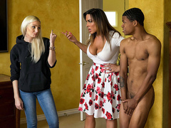It's Okay, You're Just A Grower Starring Aubrey Black And Lil D – Brazzers HD