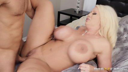 Big Titty Wifey Fucks Young Boy