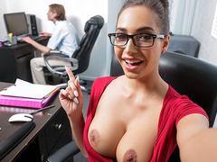 Overflowing Stacks Starring Desiree Dulce – Reality Kings HD