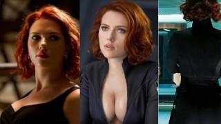 Scarlett Johansson Nudes Plus Bonus Pics (HD)