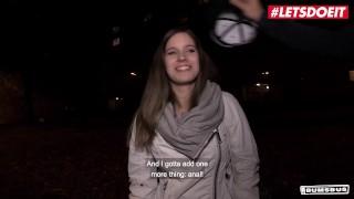LETSDOEIT – Bootylicious German Slut Picked Up To Ride Cock