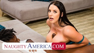 Naughty America – Angela White Does Everything For Husbands Promotion
