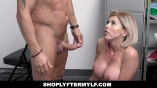 ShopLyfter MYLF – Sexy Shoplifting Milf Gets Caught And Fucked Hardcore