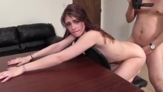 Teen Casting Anal Pain Beauty
