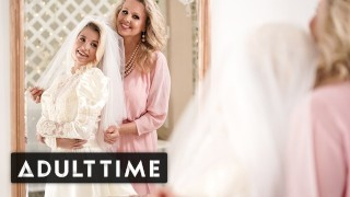 GIRLCORE Stepmom Julia Ann Confesses Love Before Daughter's Wedding