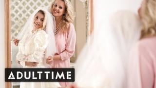 GIRLCORE Stepmom Julia Ann Confesses Love Before Daughter's Wedding