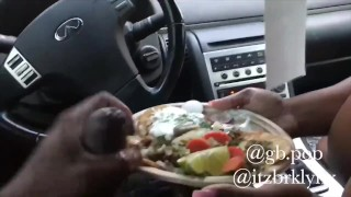 Nutted On My Taco And She Ate It
