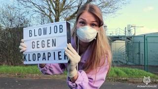 Fiona Fuchs Fucks For Toiletpaper #coronavirus