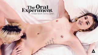 The Oral Experiment – Kristen Scott & Kenna James Are Both Givers