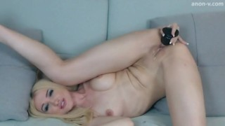 Goddess Anal Masturbation
