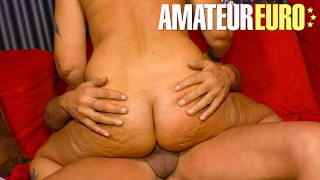 XXX Omas – Slutty Granny Makes Him Cum Hard – AmateurEuro