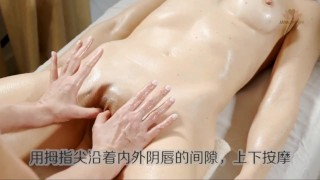 The Most Comfortable Massage Between Husband And Wife, Extremely Pleasant