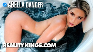 Reality Kings – Bubble Butt Latina Abella Danger Gets Pounded On Bathroom